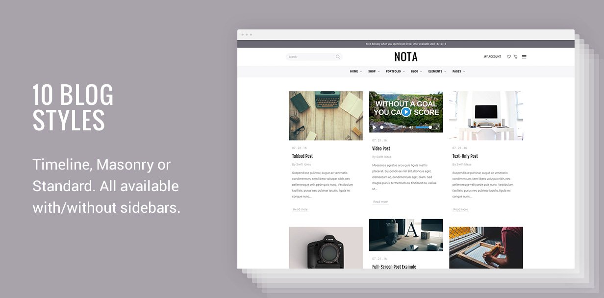Nota - Creative Multi-Purpose eCommerce Theme - 10